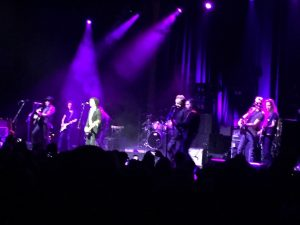 Sting and Last Bandoleros at The Masonic on Feb 6, 2017